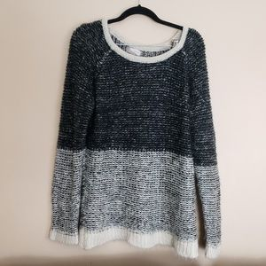 Forever 21 Chunky Knit Sweater Oversized E1